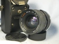 '   35-70MM CASED -TAMRON- Contax Yashica ' Tamron 35-70mm Contax Yashica MOUNT Zoom Lens -NICE-  Cased   £14.99